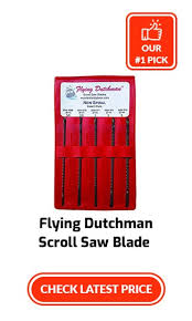 flying dutchman scroll saw blades