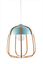 Pendant lamp / original design / wooden / LED CH-AIR Mogg ...