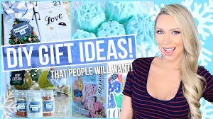 <b>DIY Christmas Gifts</b> That People Will ACTUALLY Want! - YouTube