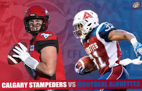 Stampeders Depth Chart Livestream Ppv Cfl Montreal Alouettes Calgary Stampeders