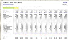 Rental Template Excel Landlord Expenses Spreadsheet Uk Expense Excel Template