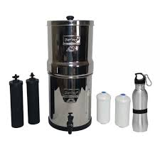 big berkey countertop water filter review
