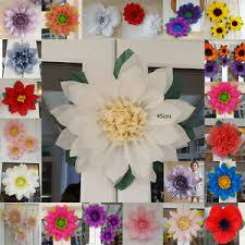 Tissue Paper Flower Centerpieces Details About Pompom Tissue Paper Flower Wedding Venue Decorations Baby Shower Centerpiece