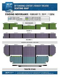 Rp Funding Center Seating Chart Pinterest