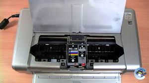 Canon Ip110 Ink Cartridge Red Light How To Change Ink Cartridges In A Canon Pixma Ip100