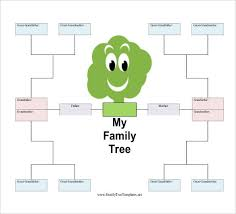 free family tree template editable family tree templates download free family tree templates from