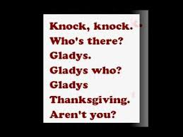 Small Picture Thanksgiving Jokes YouTube