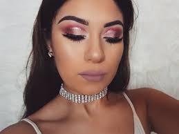 valentine s day glam makeup tutorial