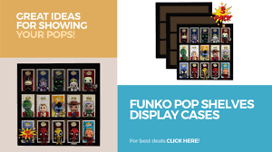 funko pop shelves display cases great ideas for showing your pops
