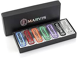 <b>Marvis Black Box</b> - 7 flavours, 175 Milliliter: Amazon.com.au: Beauty
