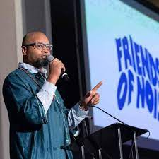 Our Executive Director André Middleton... - Friends of Noise | Facebook