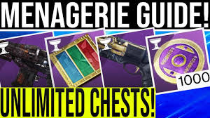 Destiny 2 Heroic Menagerie And Chalice Of Opulence