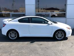 Pre-Owned 2009 Scion tC Base 2D Coupe in Mattoon #T25847A | KC ...