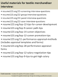 Garment Merchandiser Resume Garment Merchandiser Resume Format