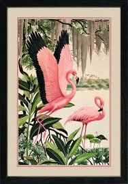 art pink green