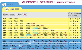 Bra Size Chart G Queensell Big Bra Wash Bag 3 Set Mesh Bra Panty Bag For Washing Machine Bra Washer Protector Laundry Travel Organizer Bra Shell Premium Quality