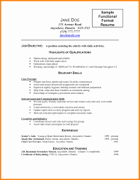 Resume For Caregiver Position Example For Free How To Make Resume