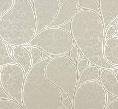 contemporary grey wallpaper  room design ideas