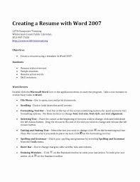 Free Resume Tool Free Resume Templates Google Docs Inspirational Free Resume 38