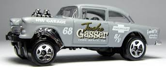 First Look: Hot Wheels '55 Chevy Bel Air Gasser… – the Lamley Group