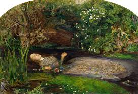 critical approaches to hamlet john everett millais ophelia 1852 depicts ophelia s mysterious death by drowning the clowns discussion of whether her death was a suicide and whether