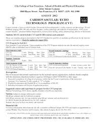 Ultrasound Resume Sample Best Solutions Of Cardiac Sonographer Resume Sample Awesome Resume 19