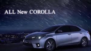 new toyota corolla 2017 - YouTube