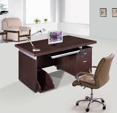office table decoration. Small Wooden Office Table Have Lamp For And Swivel Chair Furniture With Cream Large Apartment Decor White Stained Decoration N