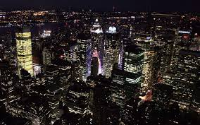 NYC At Night Wallpapers - Wallpaper Cave