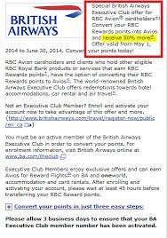 Rbc Avion Points Redemption Chart How To Best Use Rbc Avion Rewards