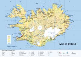 printable iceland tourist mapiceland travel map iceland