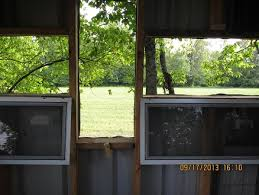 Plexiglass Deer Blind Windows