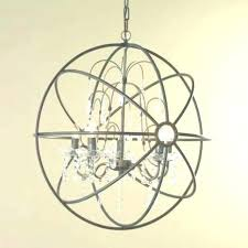 metal orb chandelier chelier world market home depot canada