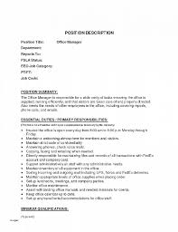 office manager sample job description front desk inspirational job description for front desk manager job