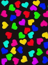 3d colorful heart wallpapers. Simple Colorful Download Free Colors Hearts Mobile Wallpaper Contributed By Hayes  Is Uploaded In Abstract Wallpapers Category Throughout 3d Colorful Heart L
