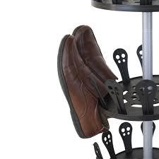 Xxl Schuhkarussell Mit Teleskopstange 96 Schuhe Edelstahl
