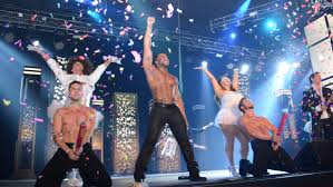 Chippendales Vegas Unfiltered By Sam Novak