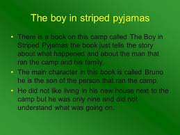 by caitlin ormiston what is auschwitz auschwitz was a  7 the boy in striped pyjamas