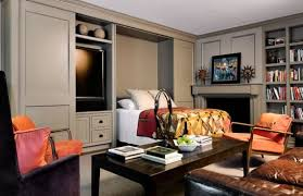 Murphy Bed Design Ideas Smart Solutions For Small Spaces Out comes the  hidden bed to transform