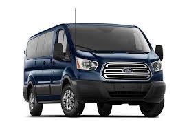 2019 Ford Transit Passenger Xlt Van Model Highlights