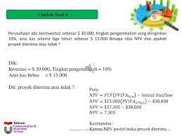 View latihan soal rasio keuangan 1.pptx from produk 123 at singaperbangsa university. Manajemen Keuangan Sn321063 Capital Budgeting 1 Ppt Download