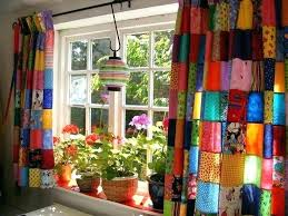 quilted bohemian style curtains uk tub shower curtain you can look star bathroom how to make