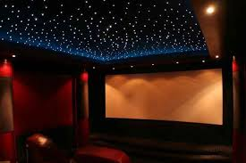 star ceiling home theater rooms