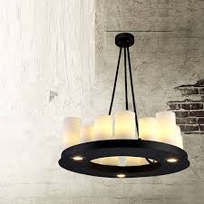 candle decorative modern pendant lamp. aliexpresscom buy modern pendant lamps round candle stand holders drop light lighting fixture decorative lamp