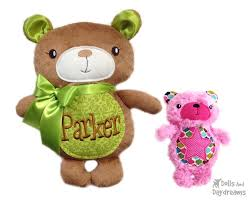 Dolls And Daydreams Embroidery Designs Embroidery Machine Teddy Bear Ith Pattern Machine