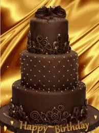 Happy Birthday Cake Gifs Tenor