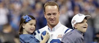 peyton manning kids. St. Vincent Hospital Celebrates Peyton Manning With A Special Video Kids