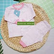 Bộ đồ sơ sinh vải cotton cao cấp dài tay dành cho bé trai và bé gái ( Size  bé 0-3 tháng tuổi) - Quần áo sơ sinh Thương hiệu OEM