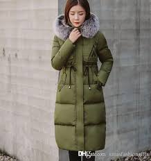 best winter down slim jackets women hooded with ra fur brand design las cold short outdoor parka warm outwear coat winter coat women down