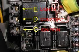 technical faq honda s forums if you just want the basic fuse box connections